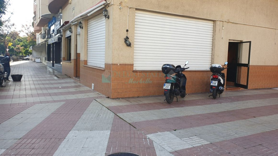 Restaurant for sale in Marbella
