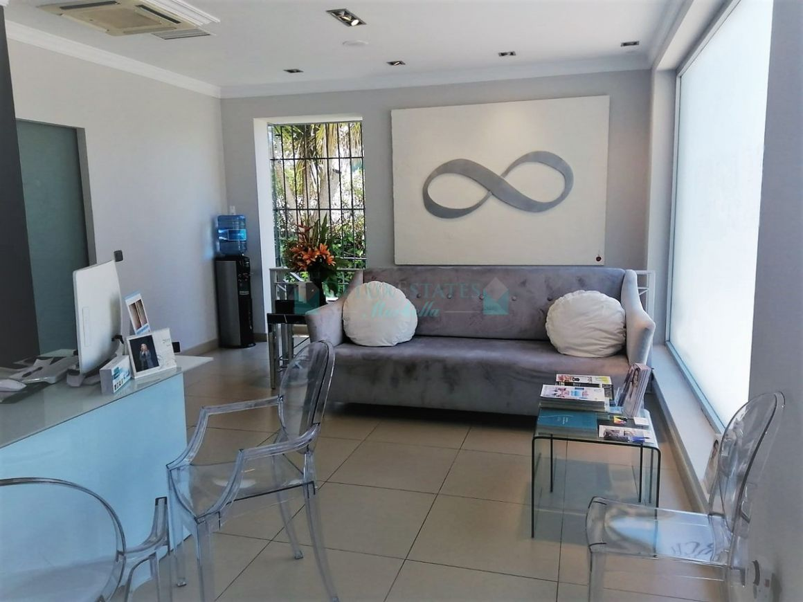 Commercial Premises for sale in Marbella