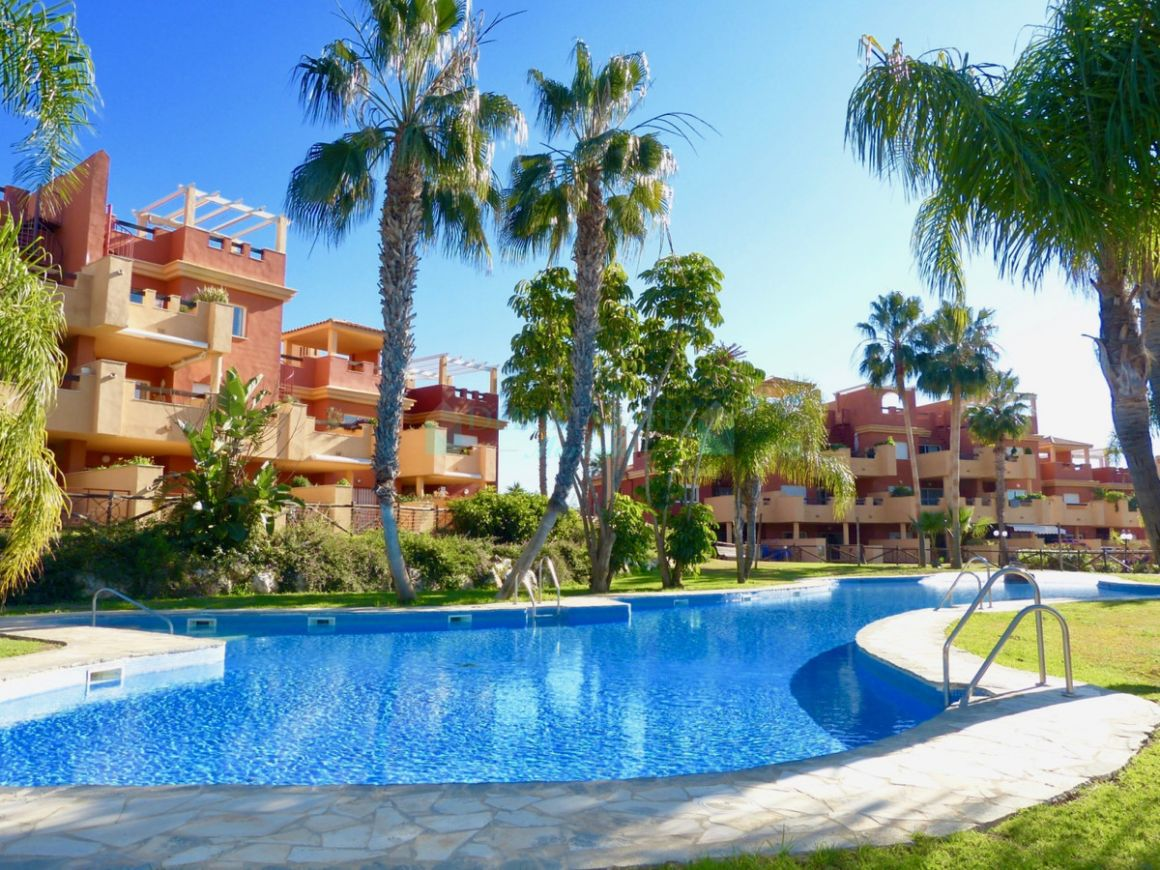 Ground Floor Apartment for sale in  La Reserva de Marbella, Marbella East
