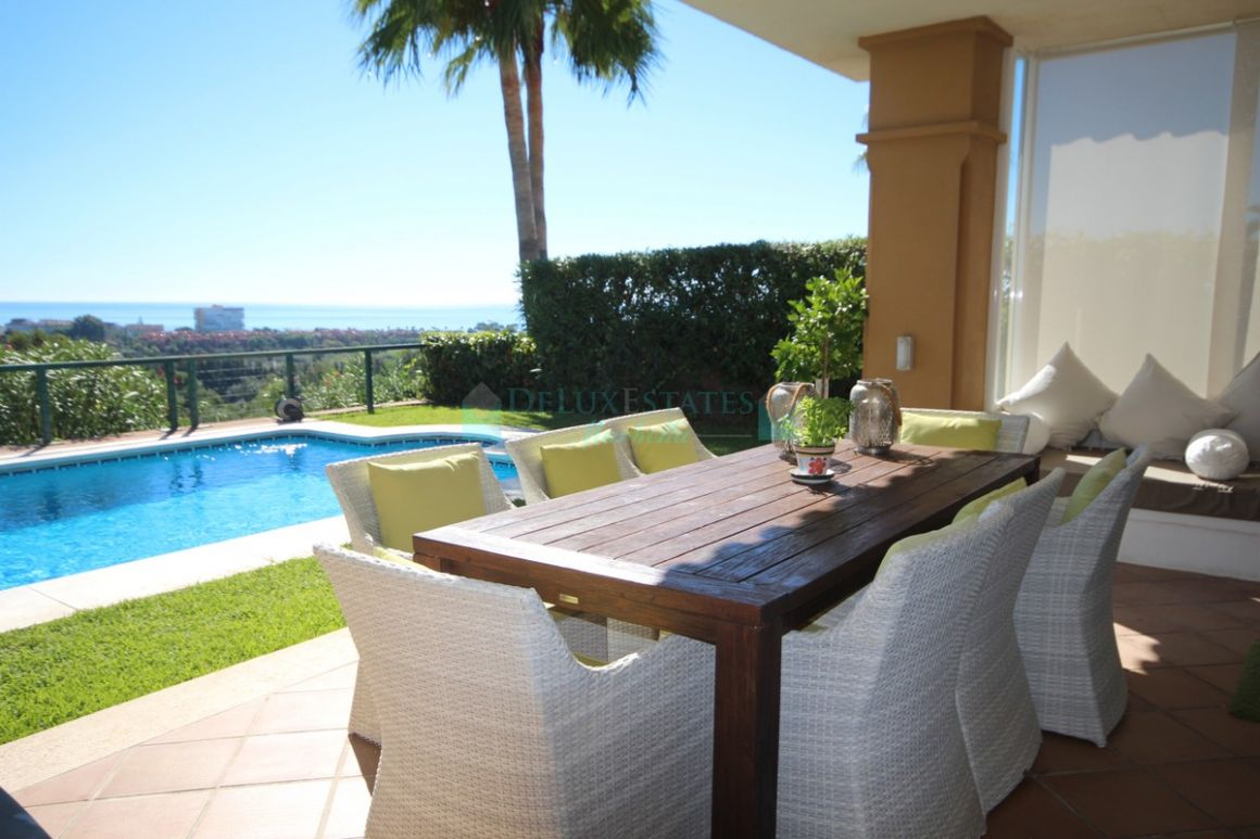 Semi Detached Villa for sale in  Santa Clara, Marbella East