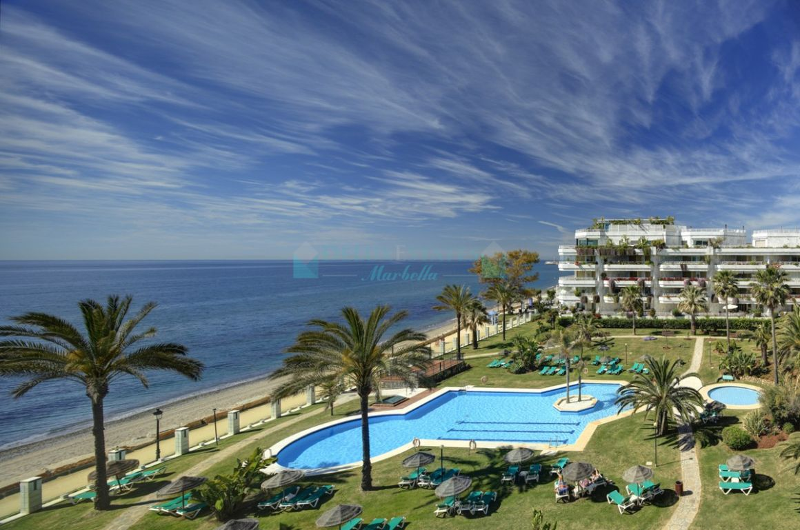 Ground Floor Apartment for rent in Marbella Golden Mile