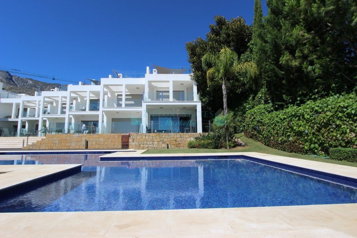Semi Detached Villa for sale in  Sierra Blanca, Marbella Golden Mile