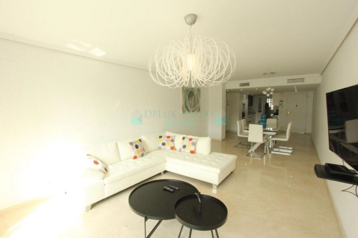Penthouse for rent in San Pedro de Alcantara
