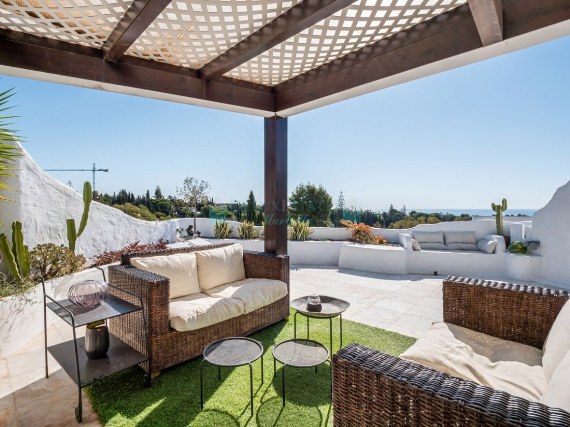 Penthouse for sale in Marbella Golden Mile