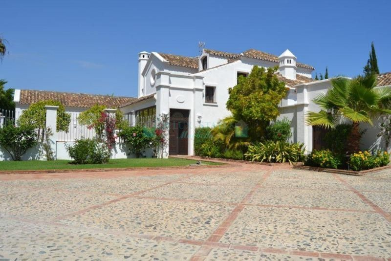Villa for rent in  Guadalmina Baja, San Pedro de Alcantara