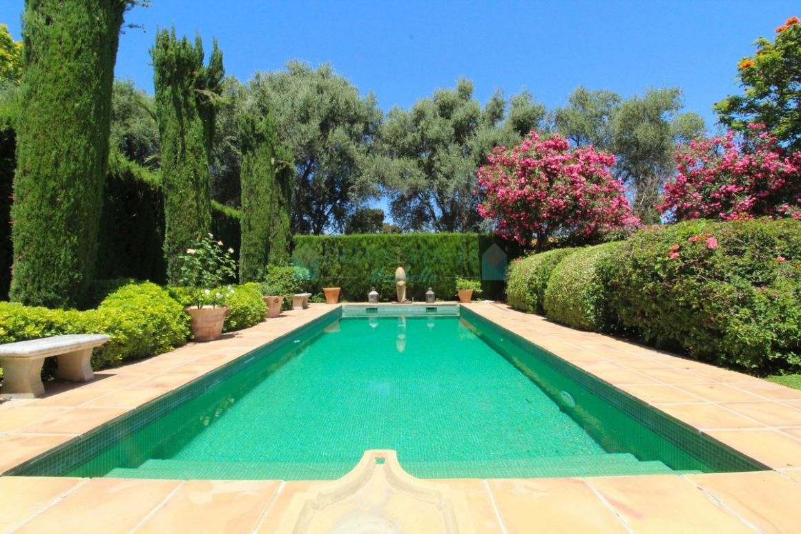 Villa for rent in  Guadalmina Alta, San Pedro de Alcantara