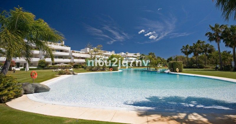 Ground Floor Apartment for rent in  Las Brisas, Nueva Andalucia