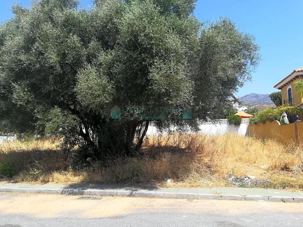 Residential Plot for sale in Marbella