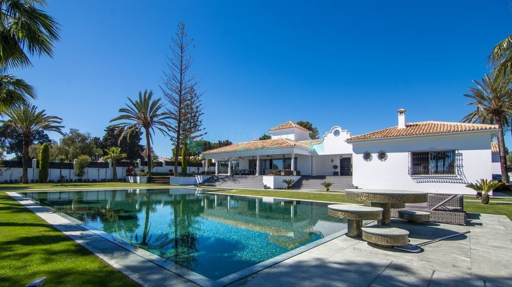 Villa in Marbella Golden Mile