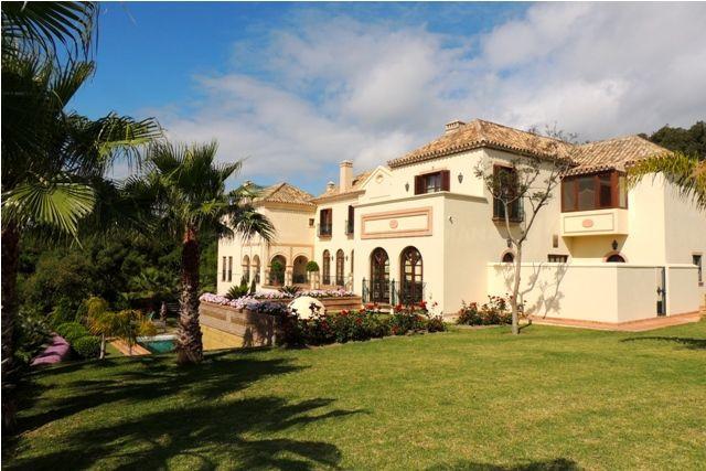 Sotogrande, Luxury frontline golf villa, Sotogrande