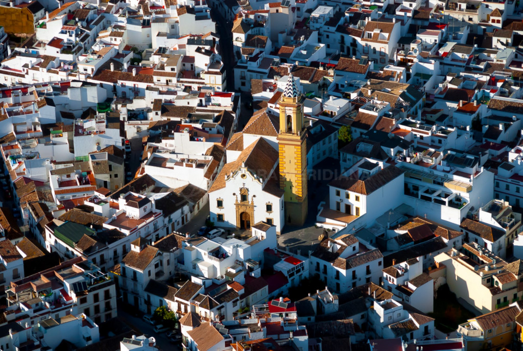 Estepona, Large plot for sale at the top of Estepona old town