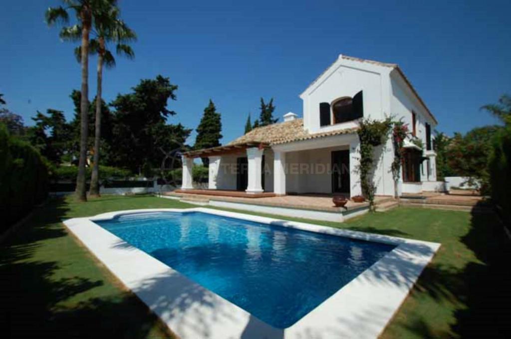 Villa à Guadalmina Baja, San Pedro de Alcantara
