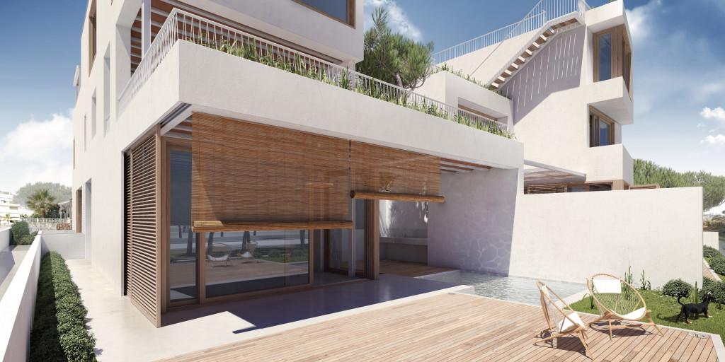 Ground Floor Duplex for sale in Colonia Sant Jordi - Ses Salines Ground Floor Duplex