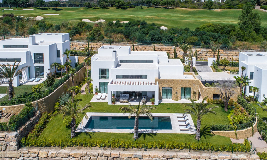 Casares, Villas in the most exclusive area