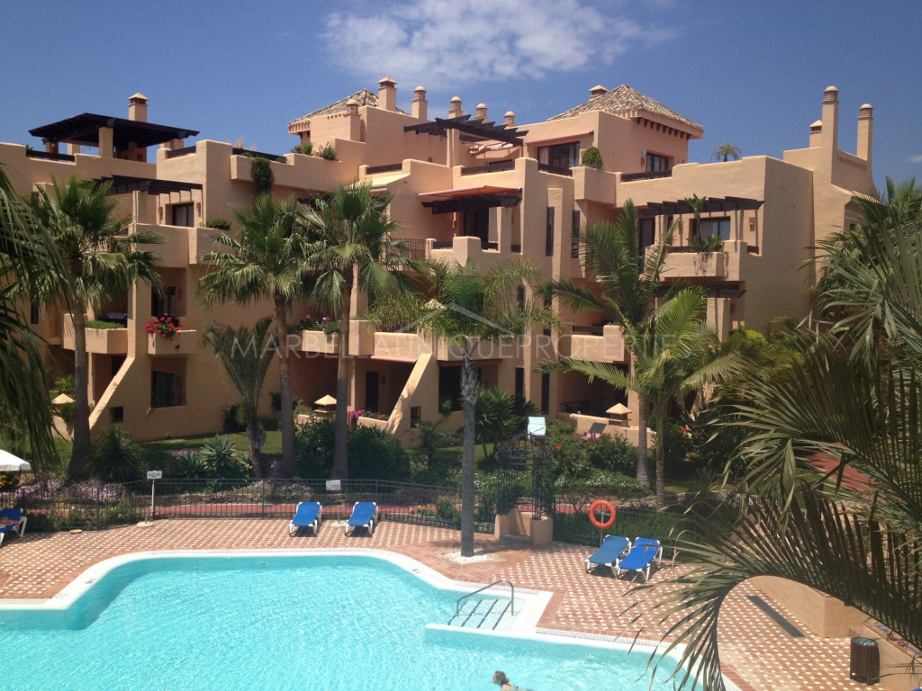 A 2 bedroom beachside apartment in San Pedro
