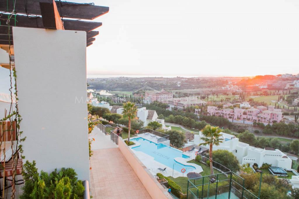Un apartamento extra grande de 4 dormitorios en Los Flamingos