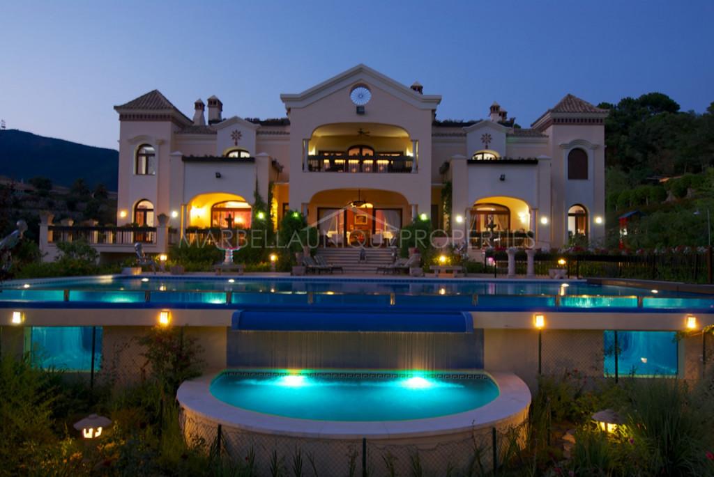 Espectacular mansión de 10 dormitorios en La Zagaleta