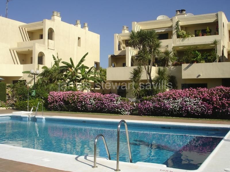 Sotogrande, DUPLEX APARTMENT IN SOTOGRANDE COSTA.