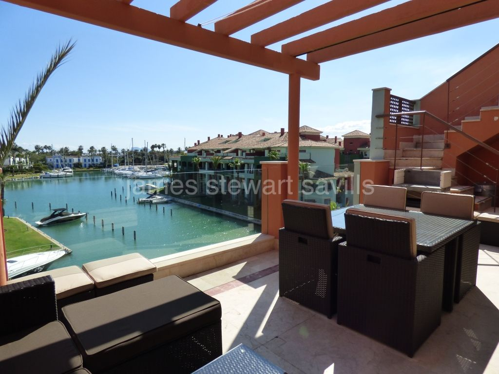 Penthouse for sale in Marina de Sotogrande - Sotogrande Penthouse
