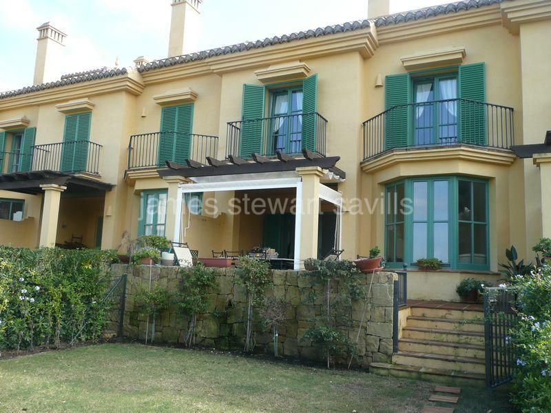 Town House for sale in Almenara - Sotogrande Town House