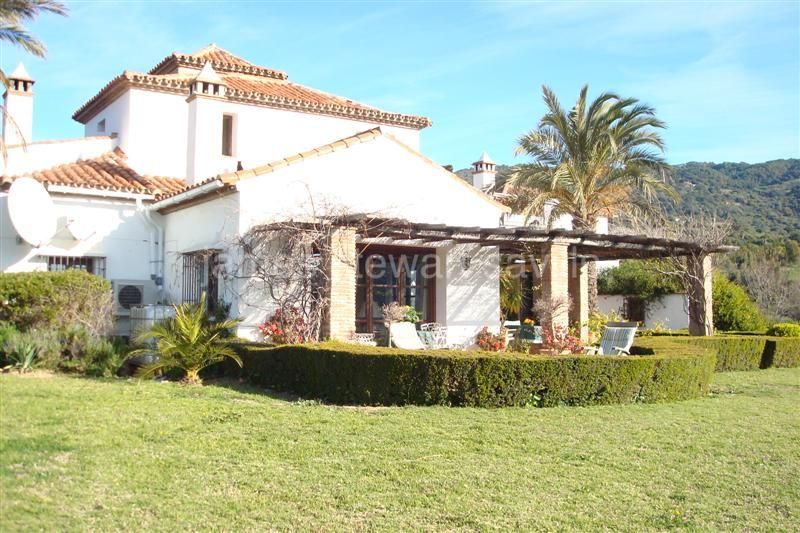 Gaucin, Magnificent country cortijo set in a private estate in La Hoya near to Gaucin