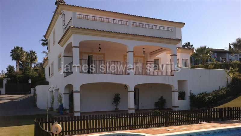 Villa for sale in Sotogrande Alto - Sotogrande Villa
