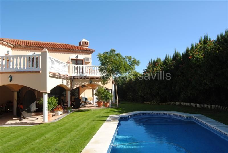Villa for rent in Sotogrande Alto - Sotogrande Villa