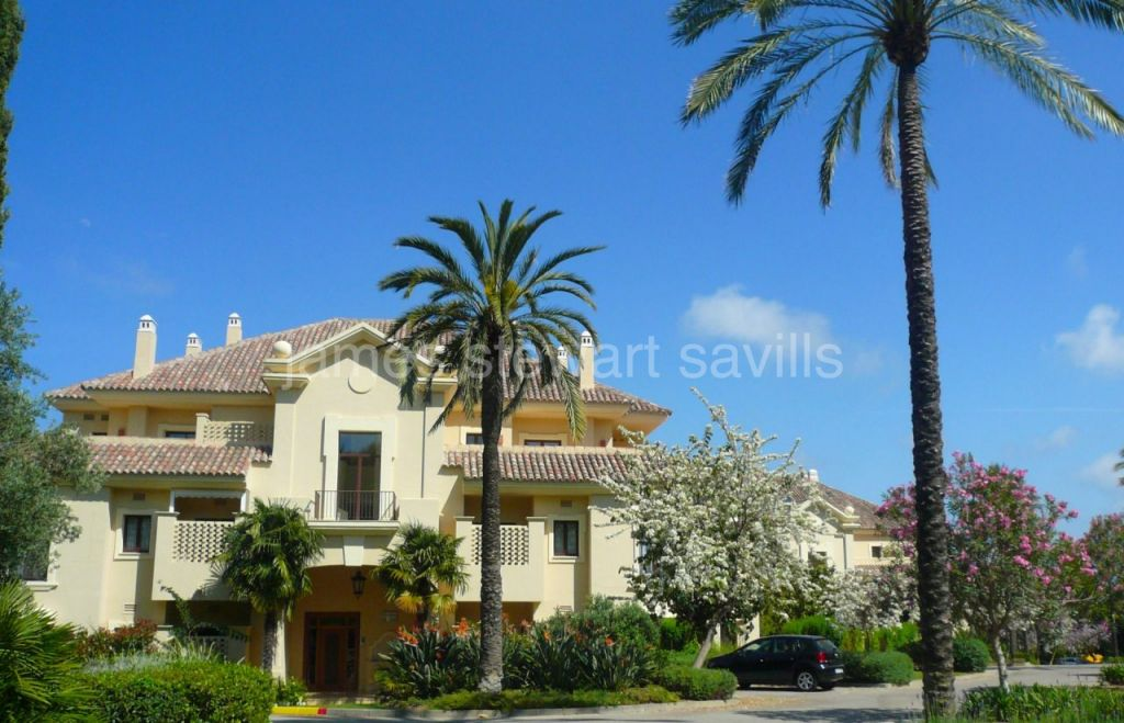 Sotogrande, 4 bedroom duplex penthouse in Valgrande