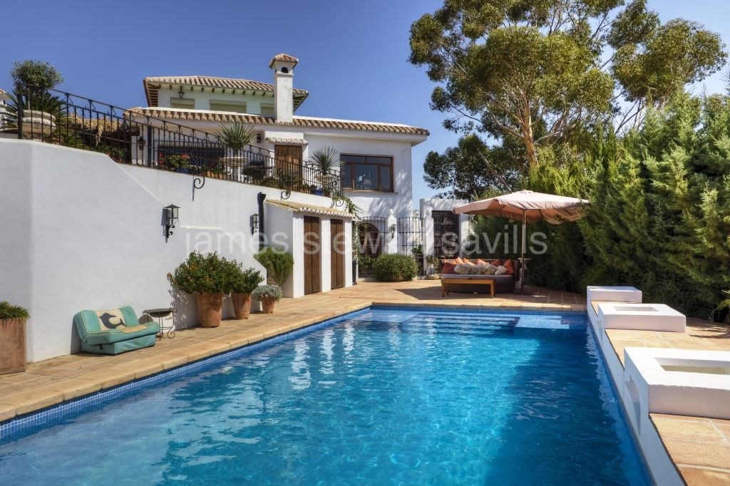 Alhaurin el Grande, 4.5 hectare finca with paddocks only 20 minutes from Malaga airport