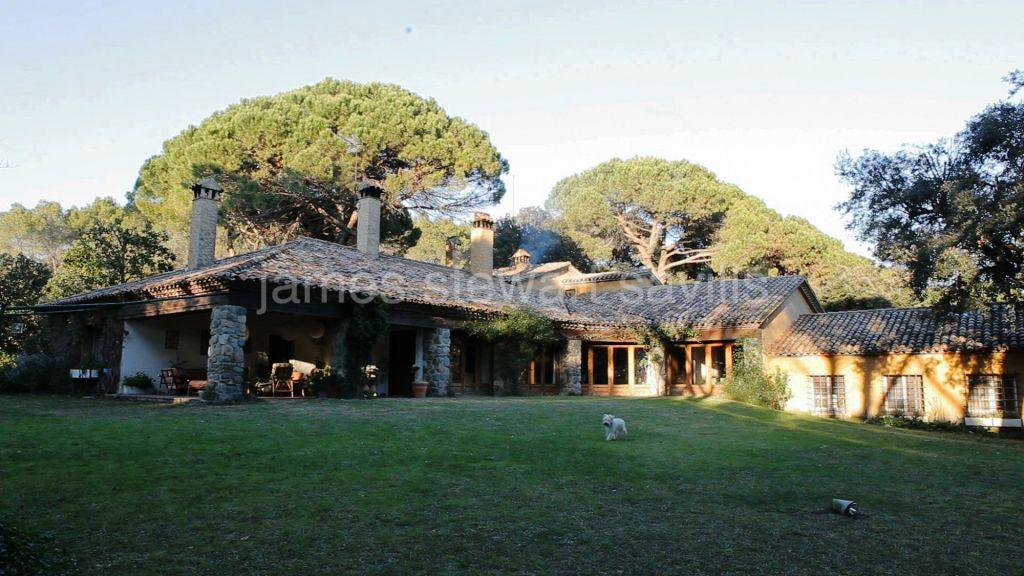 Cardedeu, Exclusive country estate just 35km from Barcelona