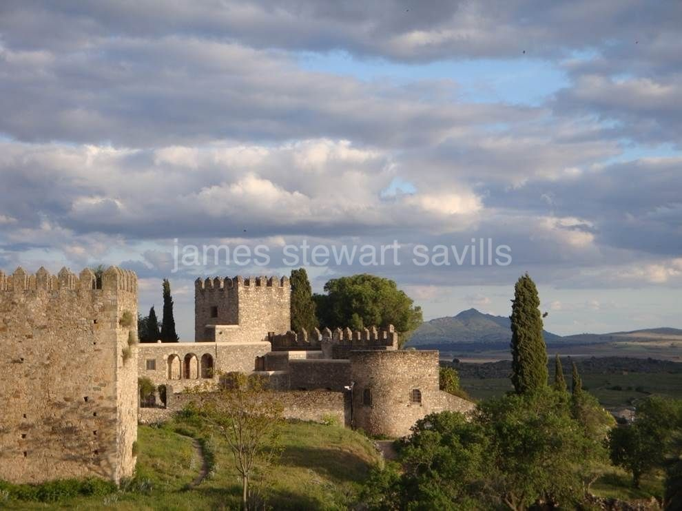 Trujillo, 7 bedroom castle in Caceres, Extremadura