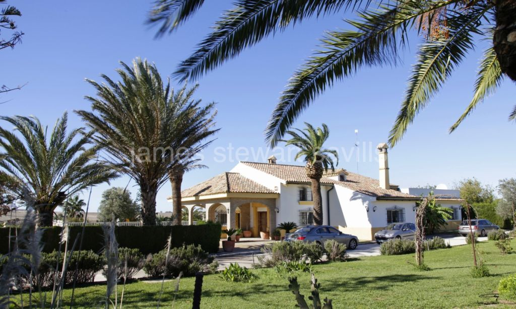 El Puerto de Santa Maria, Excellent Finca close to Jerez with stables