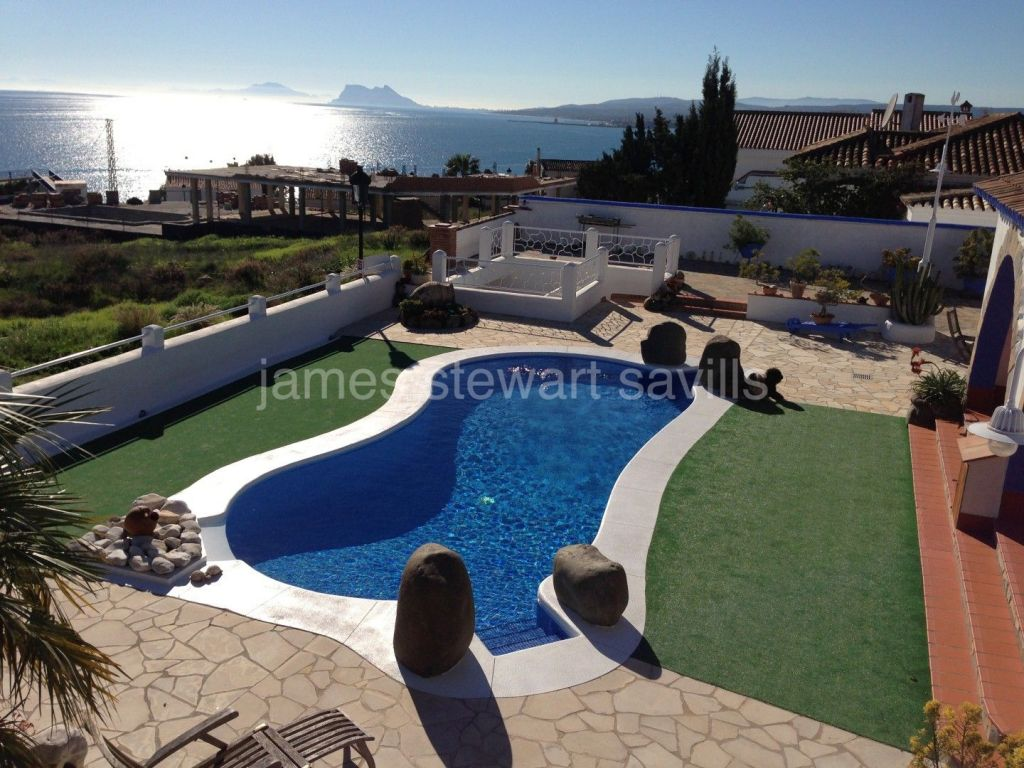 Manilva, Spectacular sea views from Marbella to Gibraltar