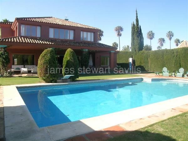 Villa for rent in Sotogrande - Sotogrande Villa