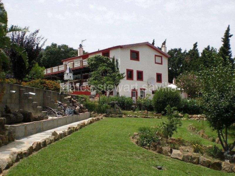 Los Barrios, Spacious country house between Las Barrios and Algerciras