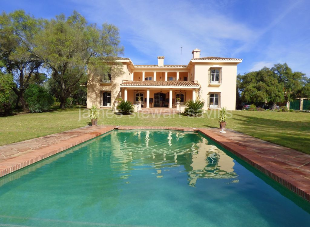 Jimena de La Frontera, Magnificent country estate 20 minutes from the coast.