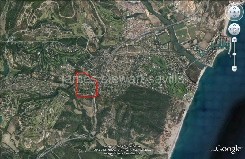 Plot for sale in Sotogrande Alto - Sotogrande Plot