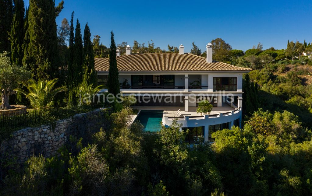 Sotogrande, Unique, private and beautifully quiet - a one of a kind property in Sotogrande