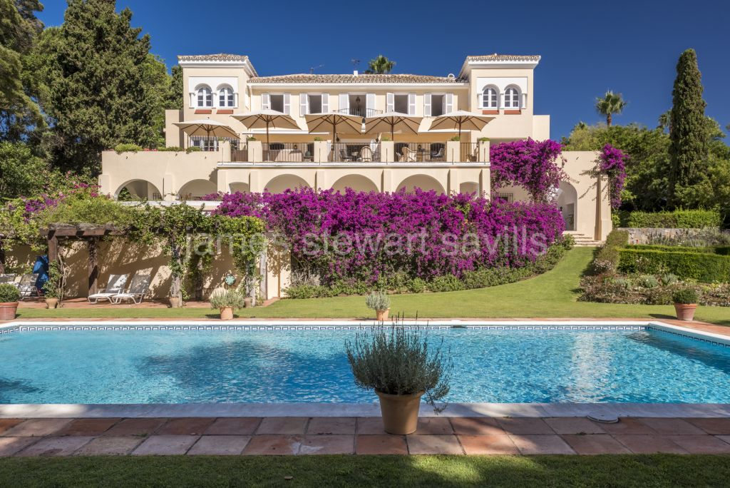 Sotogrande, Absolutely charming classic Sotogrande villa