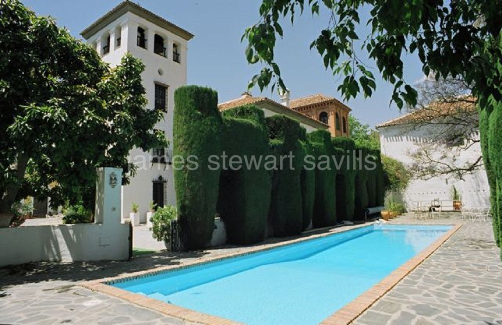 Otivar, Historic property dating back to 1492 close to the beaches of Almeñécar, Granada