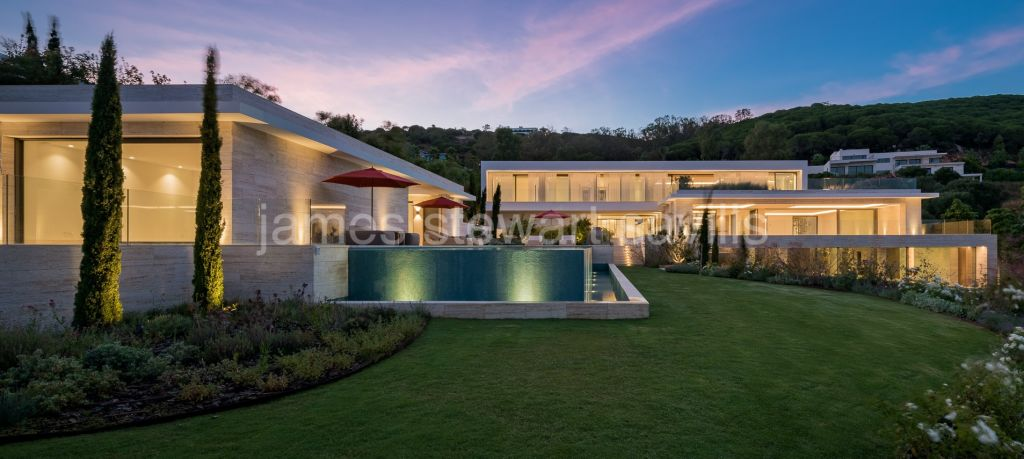 Sotogrande, Stunning contempory residence within El Mirador, La Reserva Club