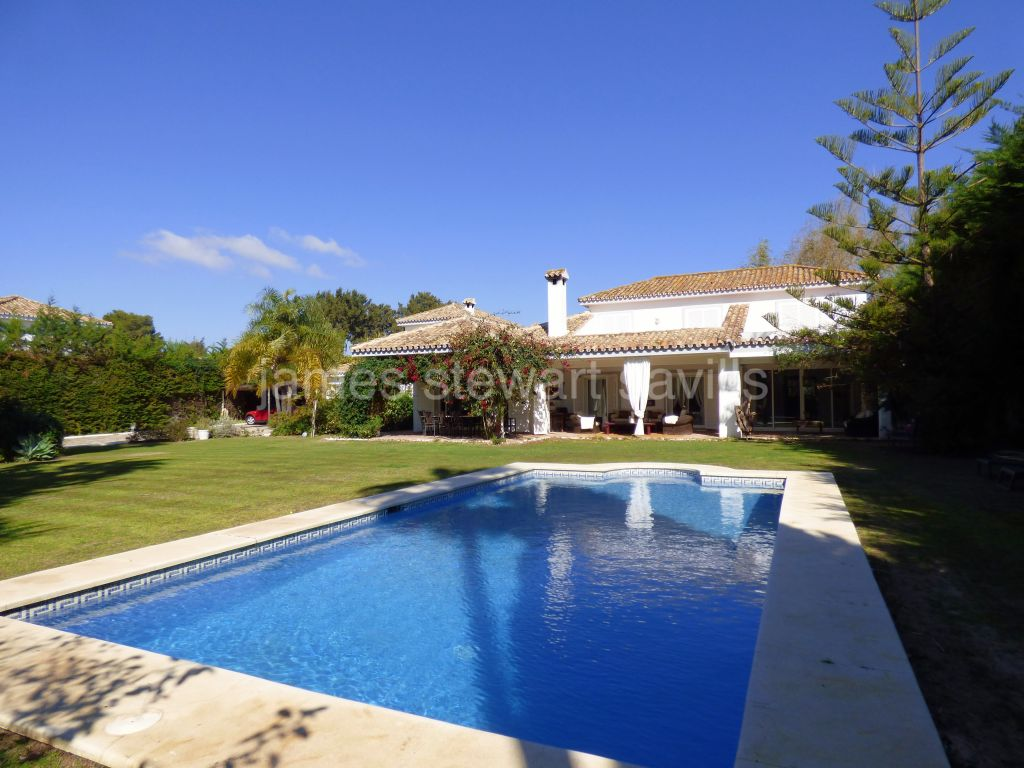 Sotogrande, Lovely family home in the heart of Sotogrande Costa