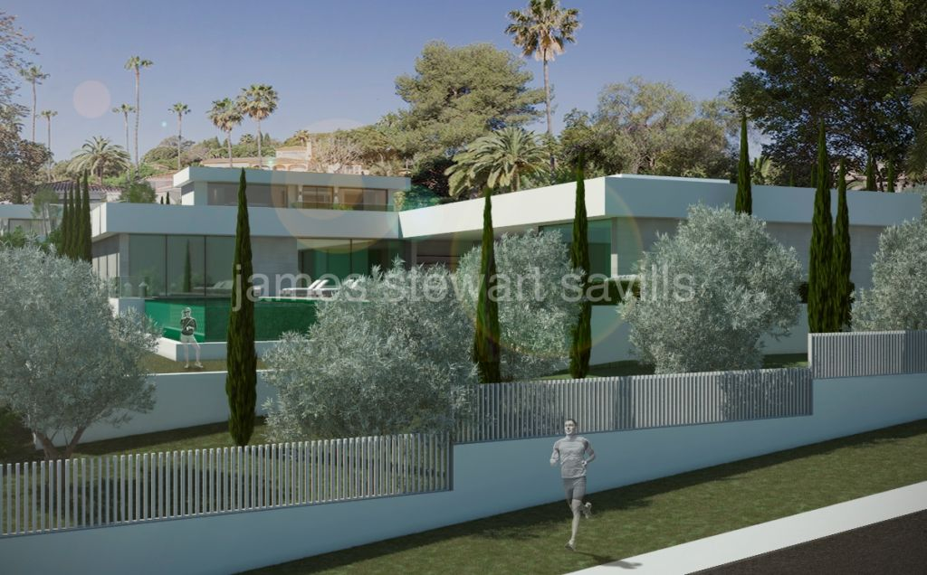Sotogrande, EXCLUSIVE - PARK 22 designed by ARK due for completion in June 2018 in the most prestigious area of Sotogrande Costa