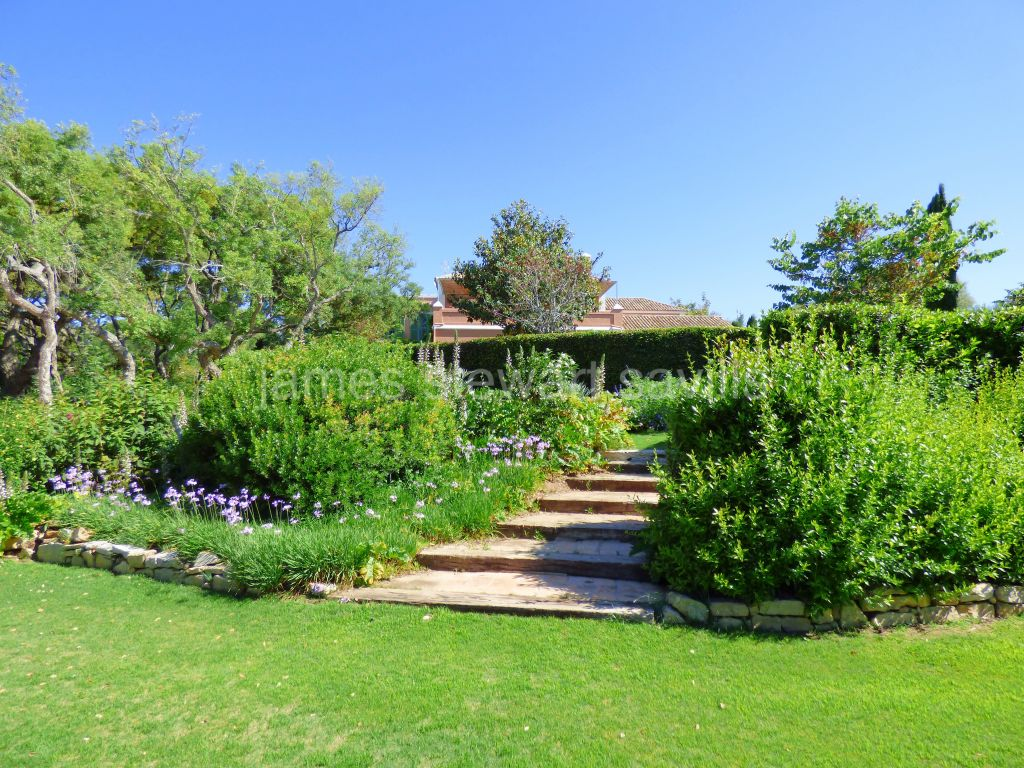 Sotogrande, A most charming villa located with the gated area of Valderrama