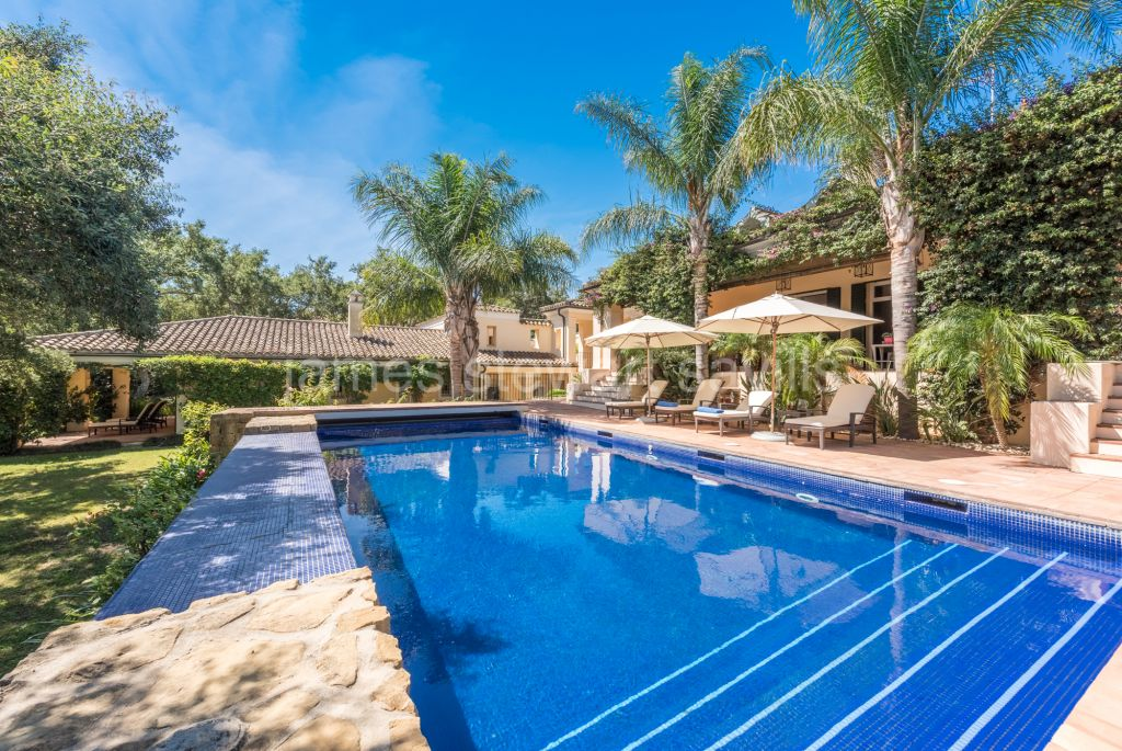 Sotogrande, Tranquility and privacy in the gated Los Altos de Valderrama community