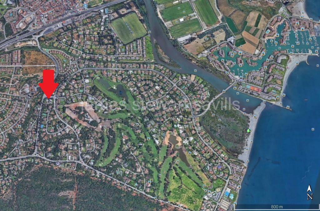 Sotogrande, One of few remaining builiding plots in the Kings and Queens area of Sotogrande Costa