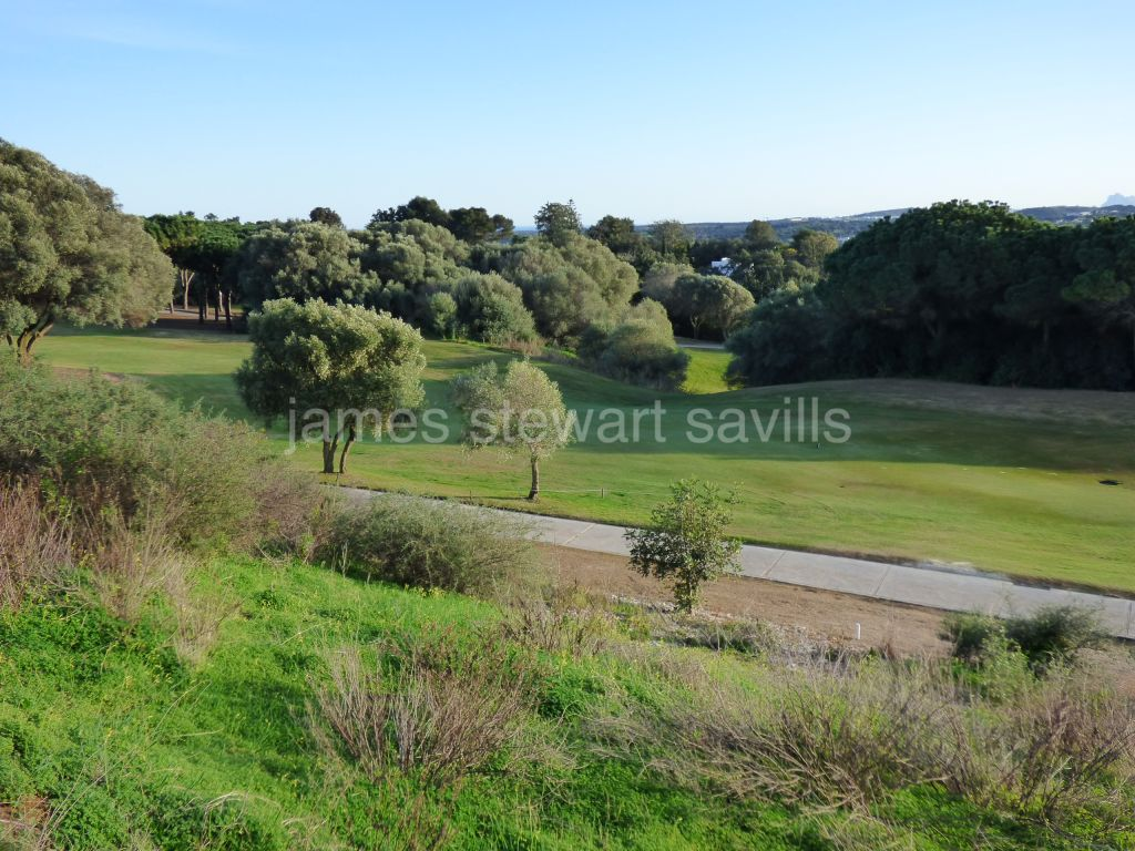 Sotogrande, Wonderful frontline golf plots totally 15,010m2 with sea views