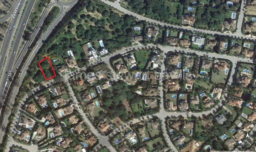 Sotogrande, Building plot in the B zone of Sotogrande Costa