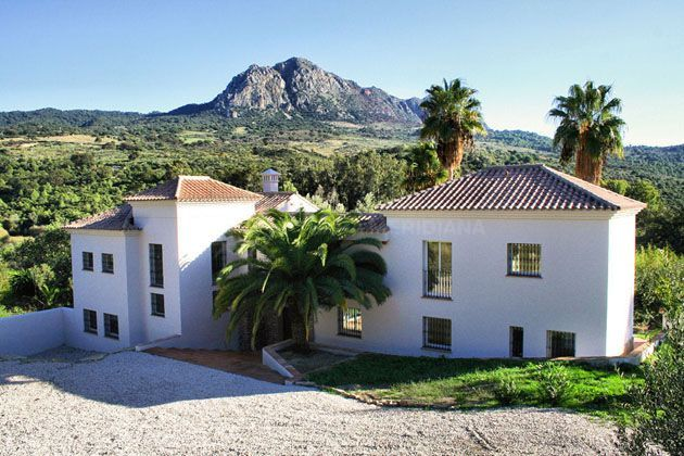 Gaucin, Unique Opportunity to purchase a charming villa set within 3 acres of private mature gardens in Gaucin, Andalucia