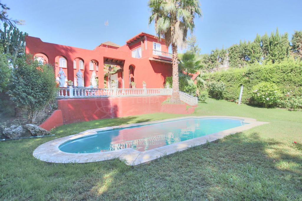 Nueva Andalucia, Villa for sale in La Campana, Nueva Andalucia, Marbella
